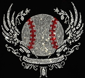 Baseball w/Wings