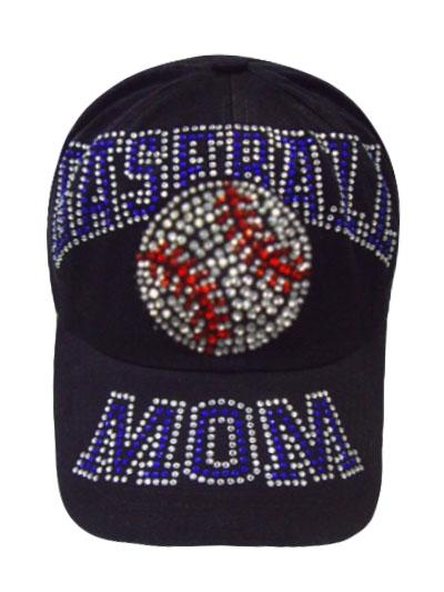 Baseball Mom Baseball Style Hat