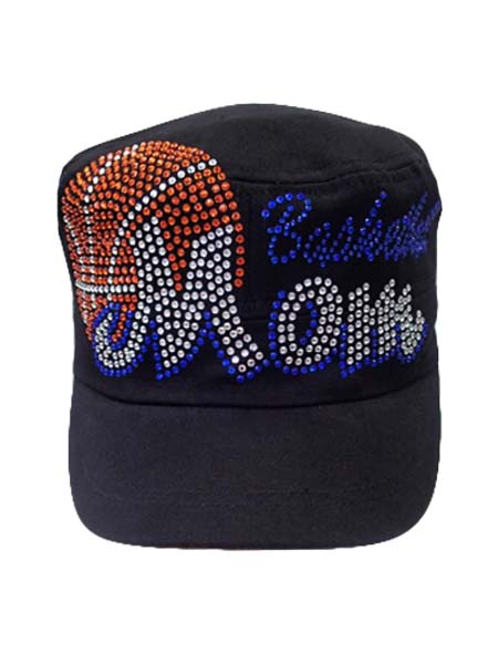 Basketball Mom Cadet Cap