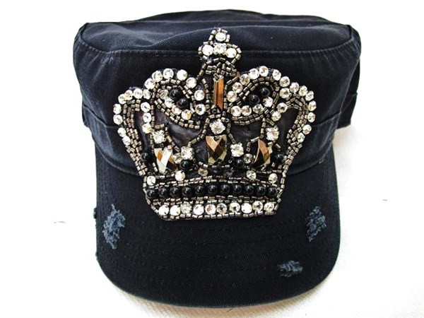 Bling Crown Cadet by Olive & Pique