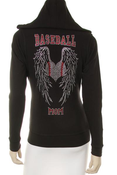 Baseball w/Wings Jacket