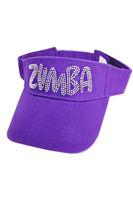 Zumba Visor - Purple