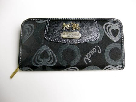 Coach Inspired Wallet
