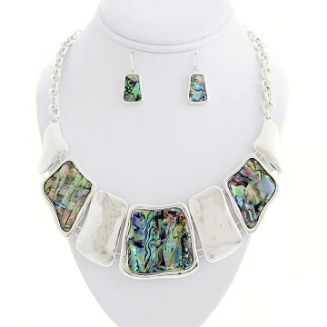 Shell Abalone Necklaces