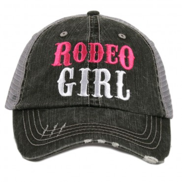 Rodeo Girl Trucker Hat by Katydid