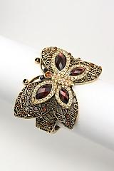 Butterfly Crystal Bracelet