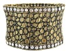 Textured Stretchy Rhinestones Bracelet