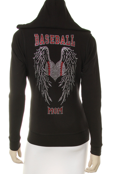 Baseball w/Wings Jacket