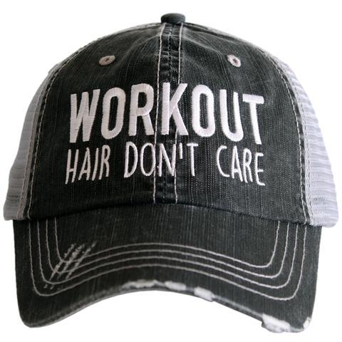 Katydid WORKOUT Hair Don't Care