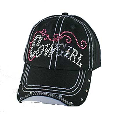 Cowgirl Bling Hats & Caps