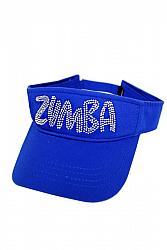 Zumba Visor - Blue
