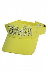 Zumba Visor - Bright Yellow