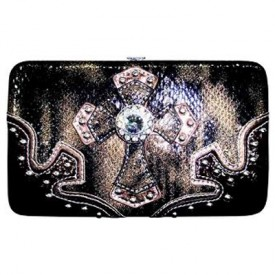 Rhinestone Wallets