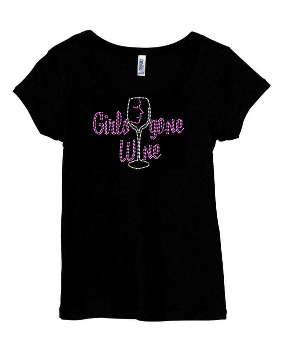Girls Gone Wine Top