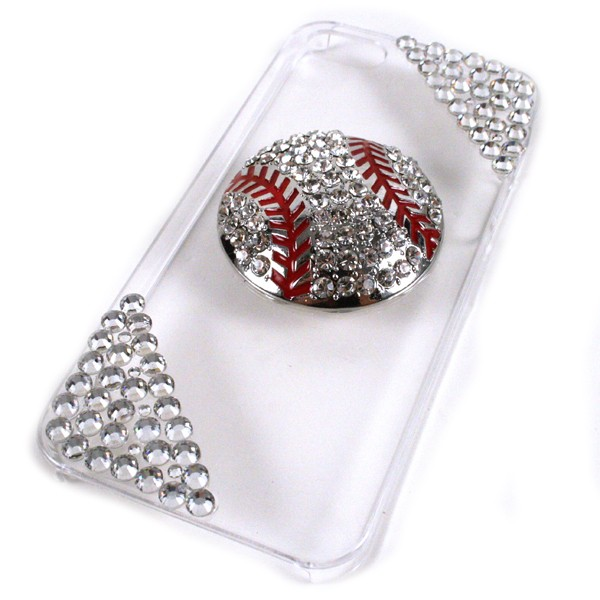 Blingy Baseball iPhone 4/4s Cover